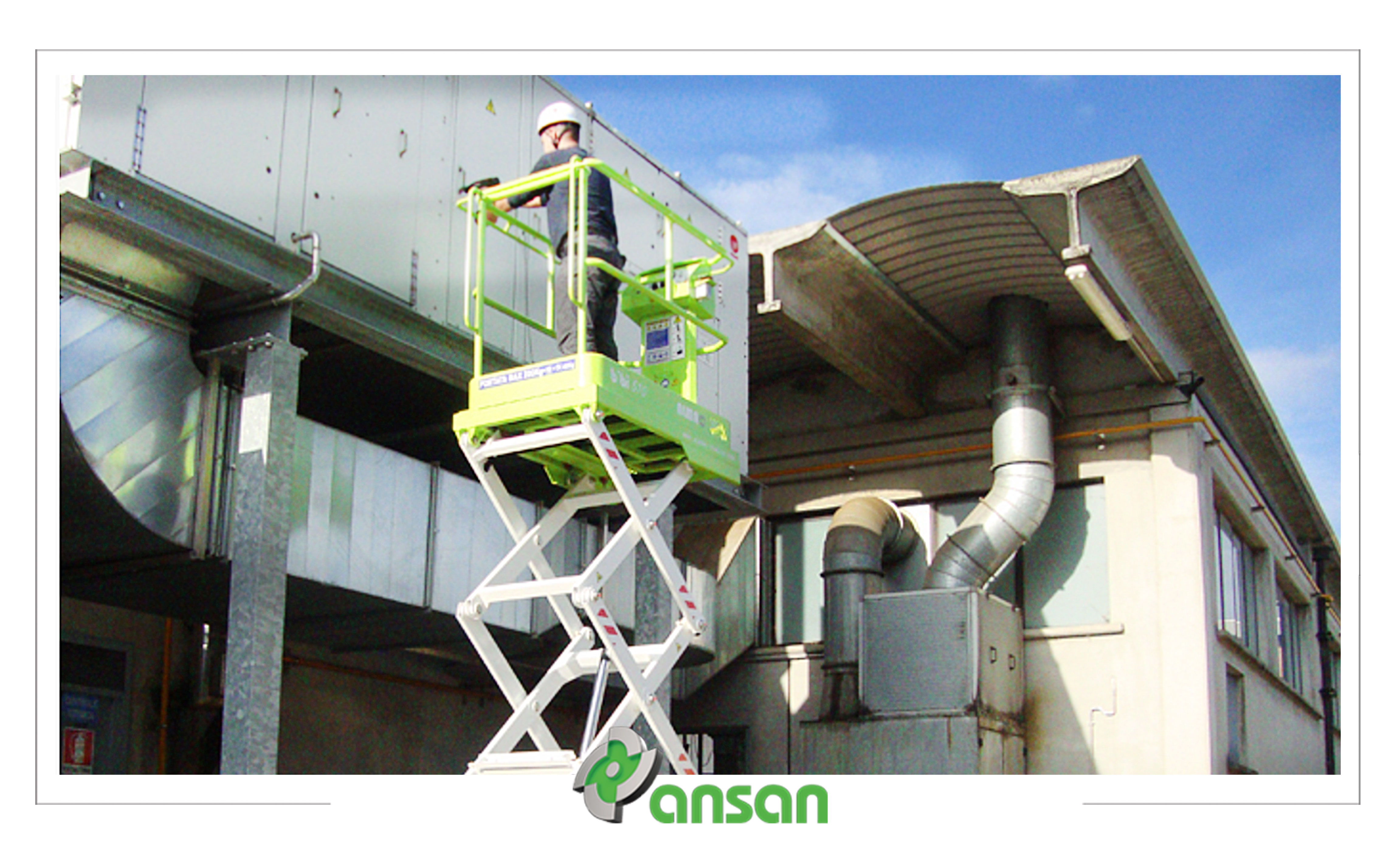 GIANT COOPERATION FROM ANSAN